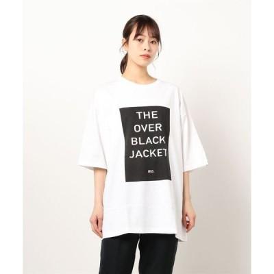 tシャツ Tシャツ 【M53.】The OVER c neck Tee