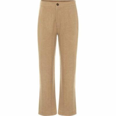 ヴィンス Vince レディース クロップド ボトムス・パンツ High-Rise Cropped Pants H Camel