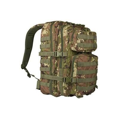 MOLLE US Assault Pack Patrol Rucksack 20L Vegetato Camo by Mil-Tec