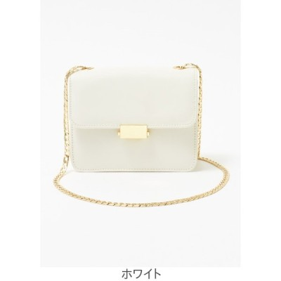 My Choice NETUNO:チェーンバッグ OUTLET (Ladie's) アウトレット (レディース)