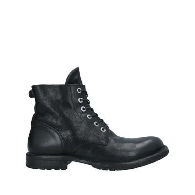 MOMA ショートブーツ  メンズファッション  メンズシューズ、紳士靴  ブーツ  その他ブーツ ブラック
