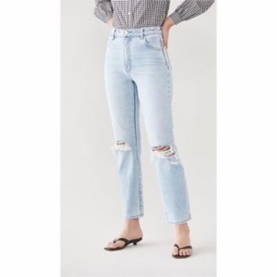 ローラズ Rollas レディース ジーンズ・デニム ボトムス・パンツ Original Straight Jeans Sunbleach Worn