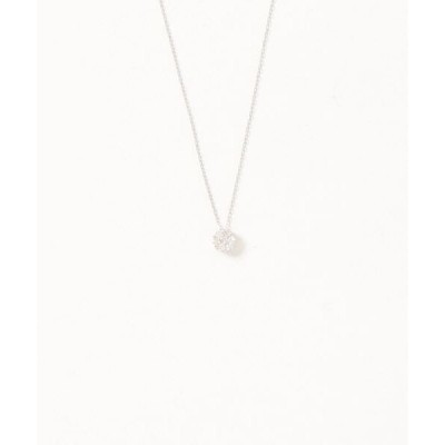 ネックレス K18 Diamond Necklace