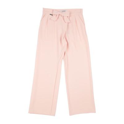 ゲス GUESS パンツ ピンク 14 ポリエステル 92% / ポリウレタン 8% パンツ