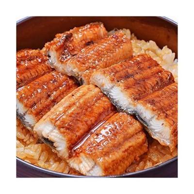 鹿児島県産 どんぶり用 うなぎ蒲焼き 無頭 国産 鰻 ギフト まるごと1尾 120g以上 特製たれ10g&山椒付10g (120g以上1枚)