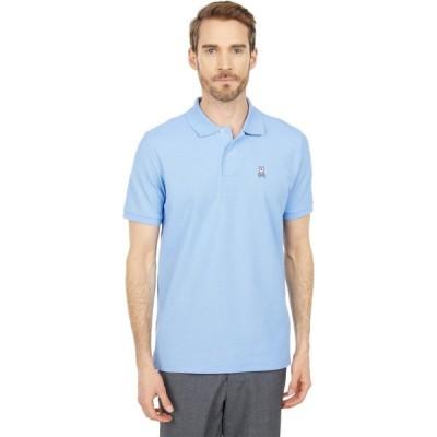 サイコバニー Psycho Bunny メンズ ポロシャツ トップス Classic Polo Lapis Blue