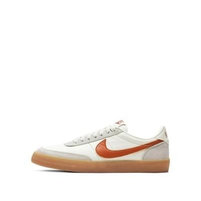ナイキ メンズ スニーカー シューズ Nike Killshot 2 Leather sneakers in sail/desert orange