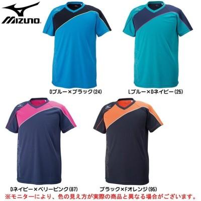 MIZUNO(ミズノ)プラクティスシャツ(V2JA6083)バレー バレーボール ユニセックス