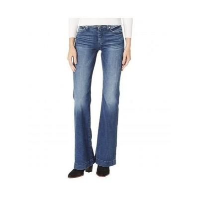 7 For All Mankind セブンフォーオールマンカインド レディース 女性用 ファッション ジーンズ デニム Dojo Trousers in Lake Blue - Lake Blue