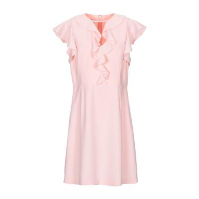ピンコ PINKO ミニワンピース&ドレス ピンク 38 ポリエステル 100% ミニワンピース&ドレス