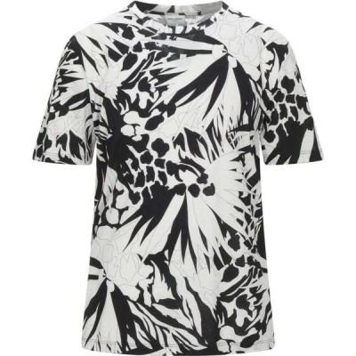 イヴ サンローラン SAINT LAURENT メンズ Tシャツ トップス T-Shirt White