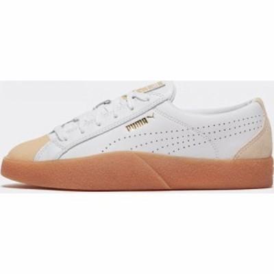 プーマ Puma レディース スニーカー シューズ・靴 Love Grand Slam Trainer White/Gum