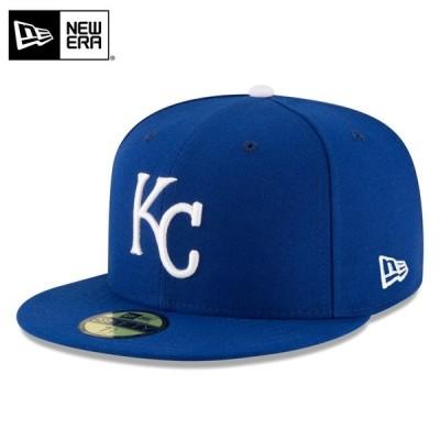 【メーカー取次】 NEW ERA ニューエラ 59FIFTY MLB On-Field カンザスシティ・ロイヤルズ ブルー 11449368 キャップ【クーポン対象外】【T】