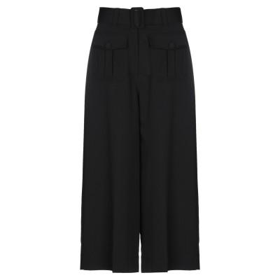 ベルナ BERNA パンツ ブラック XS ポリエステル 80% / レーヨン 15% / ポリウレタン 5% パンツ