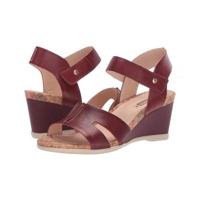 Pikolinos レディース 女性用 シューズ 靴 ヒール Vigo W3R-1677 - Arcilla