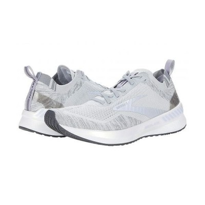 Brooks ブルックス レディース 女性用 シューズ 靴 スニーカー 運動靴 Bedlam 3 - Oyster/Purple Heather/Grey