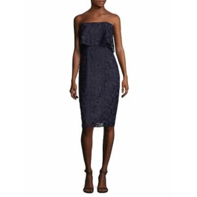 ライクリー レディース ワンピース Lace Off-the-Shoulder  Dress