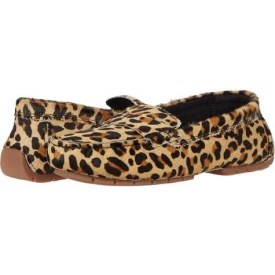 クラークス Clarks レディース ローファー・オックスフォード シューズ・靴 C Mocc Leopard Print Pony