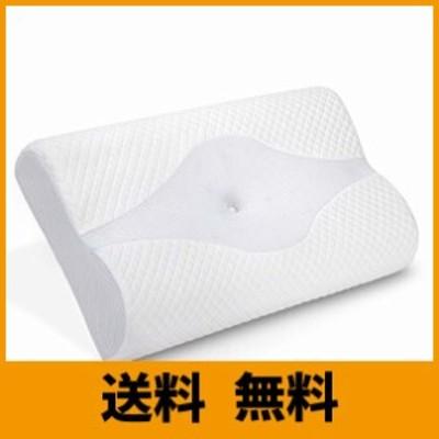 HOMCA 枕 安眠 まくら 低反発 中空設計 ピロー 寝返りサポート 快眠枕 健康枕 ヘルスケア枕 通気性抜群 仰向き 横向き 洗えるカバー