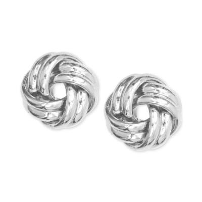 アンクライン レディース ピアス・イヤリング アクセサリー Knot Stud Earrings