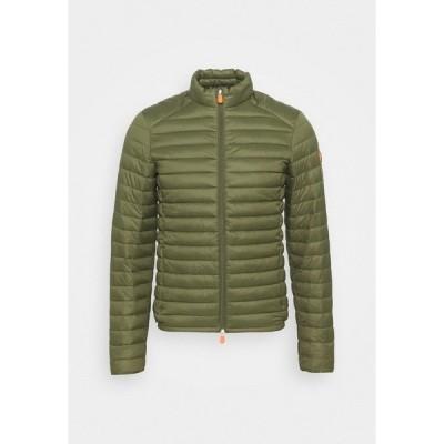 セーブザダック ジャケット&ブルゾン メンズ アウター ALEXANDER JACKET - Winter jacket - dusty olive