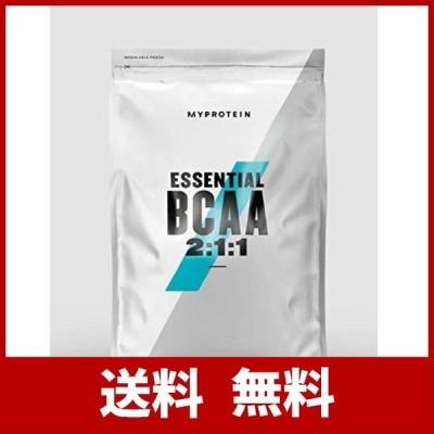 マイプロテイン エッセンシャルBCAA 分岐鎖アミノ酸 BCAA 2:1:1 パウダー1kg ゆず フレーバー