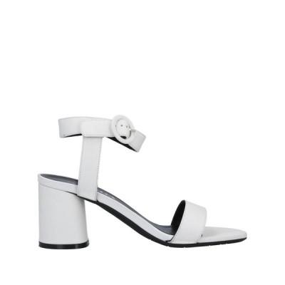 KARIDA サンダル ファッション  レディースファッション  レディースシューズ  サンダル、ミュール  サンダル ホワイト