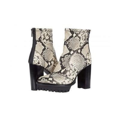 Vince Camuto ヴィンスカムート レディース 女性用 シューズ 靴 ブーツ アンクル ショートブーツ Erettie - Black/White