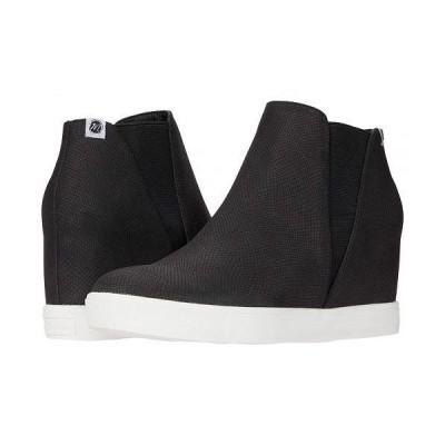 Matisse マティス レディース 女性用 シューズ 靴 ブーツ チェルシーブーツ アンクル Lure - Black Lizard Synthetic