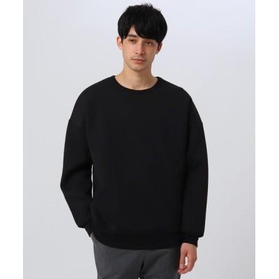 tk.TAKEO KIKUCHI / ダンボールニットプルオーバー MEN トップス > Tシャツ/カットソー