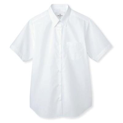 カッターシャツ 半袖 EP-827 arbe チトセ 女性用 ブロード ポリエステル65%綿35%