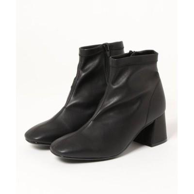 Parade ワシントン靴店 / 【MADE IN JAPAN】スクエアトゥストレッチブーツ 255 WOMEN シューズ > ブーツ