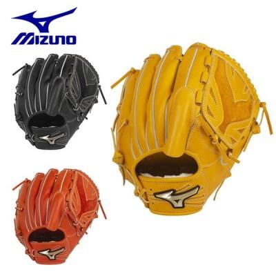 ミズノ 野球 硬式グラブ 投手用 メンズ 硬式用 グローバルエリート HSelection02+ プラス サイズ11 1AJGH22401 MIZUNO