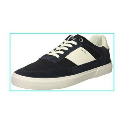 【新品】Nautica Men's Camphor Sneaker, Navy, 7.5 Medium US(並行輸入品)