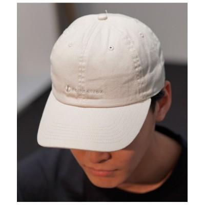 JUNRed / エンブロイダリーロゴツイルCAP MEN 帽子 > キャップ