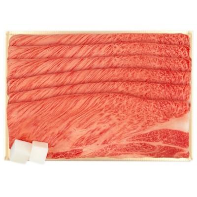 肉の匠いとう 国内産 黒毛和牛 肩ロースすき焼用