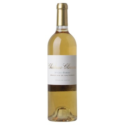 お中元 白ワイン 甘口 フランス ボルドー ソーテルヌ シャトー・クリマン 2015 750ml 1本