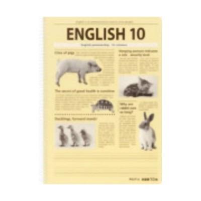 キョクトウ リング英習帳 10段 P01F10