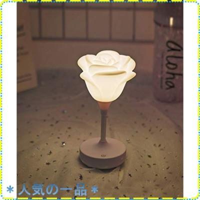 卓上ライト インテリア 寝室 ライト おしゃれ 可愛い ローズライト USB 卓上 コンパクト 韓国 インテリア ライト