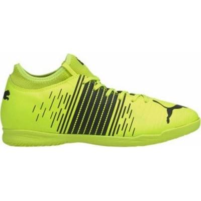 プーマ メンズ スニーカー シューズ PUMA Future Z 4.1 Indoor Soccer Shoes Yellow/Black