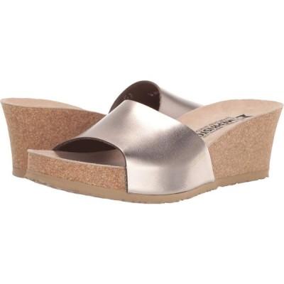 メフィスト Mephisto レディース サンダル・ミュール シューズ・靴 Lise Platinum Star