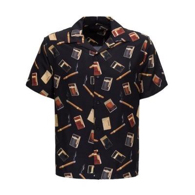 アミリ メンズ シャツ トップス Amiri Dupont Falling Print T-Shirt -