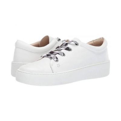 Aerosoles エアロソールズ レディース 女性用 シューズ 靴 スニーカー 運動靴 Term Paper - White Leather
