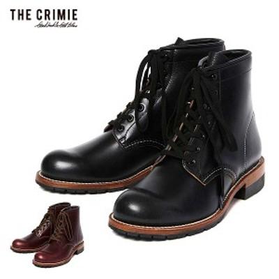 CRIMIE クライミー THE LACE UP COMBAT BOOTS メンズ ブーツ 送料無料 ストリート atfacc