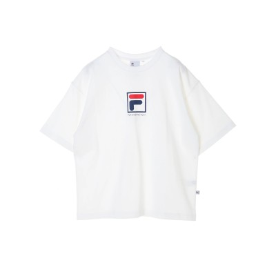 【FILA】LOGO T-shirt