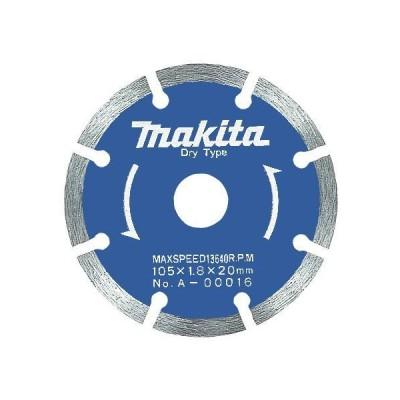 マキタ 125mmダイヤモンドホイール(セグメント) A-00038