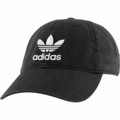 アディダス adidas メンズ キャップ 帽子 Originals Relaxed Hat Black/White
