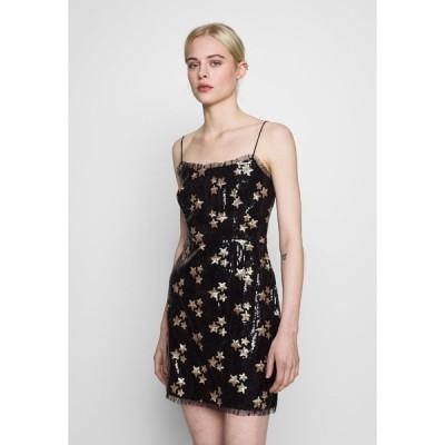 イーストオーダー ワンピース レディース トップス ZAFRAN MINI DRESS - Day dress - night stars