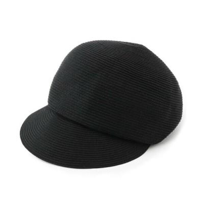 SHOO・LA・RUE/シューラルー ブレードシンプルキャスケット ブラック(019) 00