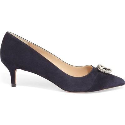 フェイズ エイト Phase Eight レディース パンプス シューズ・靴 Joelle Sparkle Court Shoe Navy